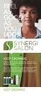 Synergi Salon Systems Retractable Banner
